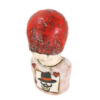 Handmade ceramic art